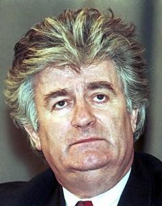 Radovan Karadžić in 1994