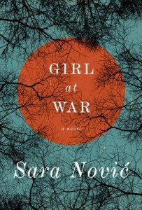 Cover for Girl at War by Sara Nović